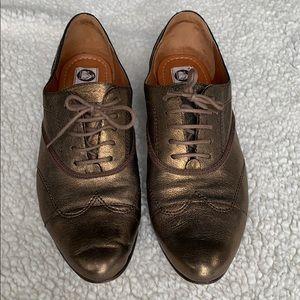 Lanvin women's Richelieu shoes